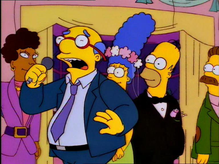 Can I Borrow A Feeling?   Simpsons Screenshots
