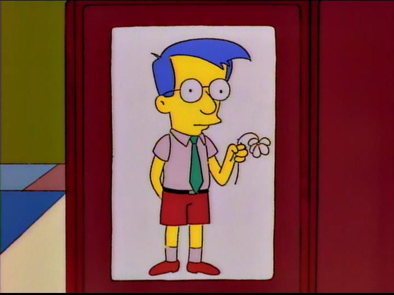 Hah!  sc 1 st  Simpsons Screenshots - WordPress.com & Open the door for your mystery date! | Simpsons Screenshots pezcame.com